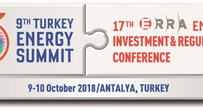 17th ERRA Energy Investment and Regulation Conference, 9-10 October 2018//Antalya, Turkey